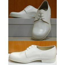 Scarpe in vera pelle per uniformi estive per il personale maschile della  marina militare e mercantile