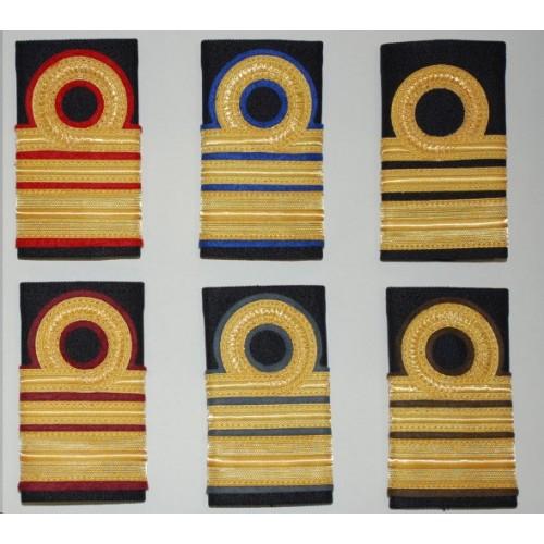 Tubolari (paio) in stoffa e gallone da Capitano di Fregata 0c5294aded13